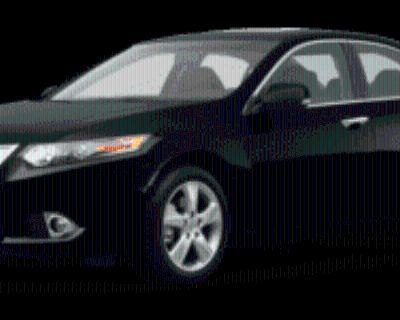2012 Acura TSX Sedan I4 Automatic