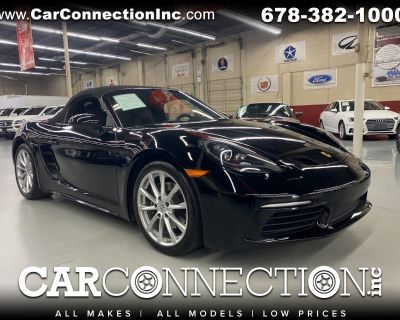 Used 2019 Porsche 718 Boxster Roadster