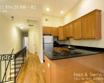 Two Bedroom Apartment Near U Street Available NOW