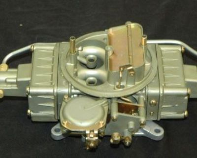 1967 Holley 3259 Dated 731 Shelby Gt 350 715cfm Carb Lemans Bowls S2ms-9510-a Re