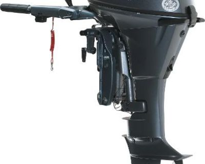 2015 Yamaha Outboards F20LPHA