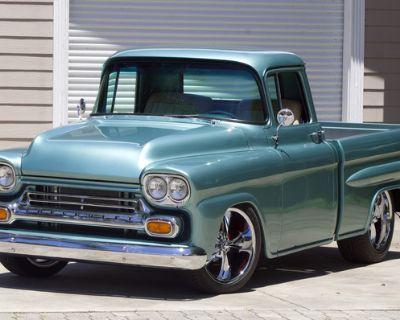 1958 Chevrolet Apache Pickup Restored Truck