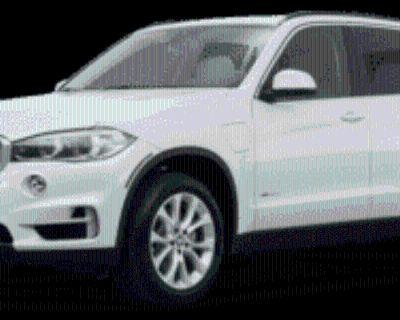 2016 BMW X5 40e