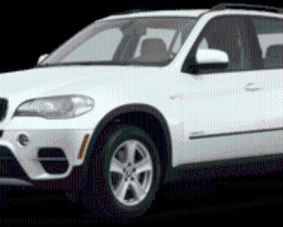 2012 BMW X5 xDriv35d