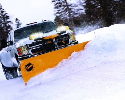 Fisher Engineering HD2 8' Snow Plow Blades Erie, PA