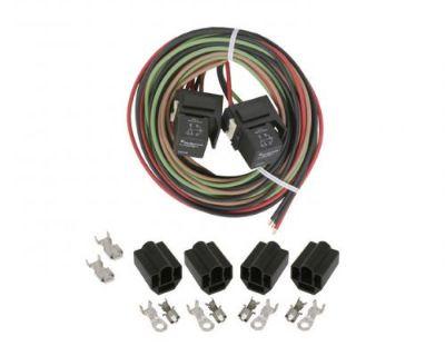 1965-1978 Ford Mustang Headlight Enhancer Relay Kit