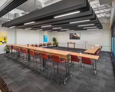 Atlas Meeting Room in Atlanta Buckhead, Atlanta, GA
