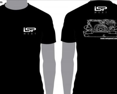 New ISP Type 3 Dual Carb T-Shirt(s)