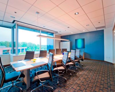 Large Boardroom with a Great View, Manassas, VA