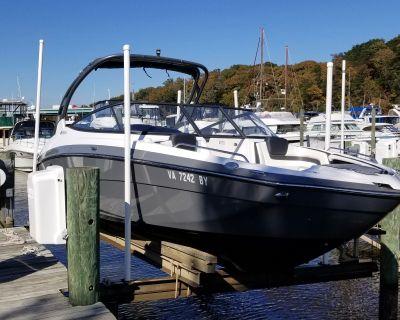 2016 Yamaha Boats 242 Limited