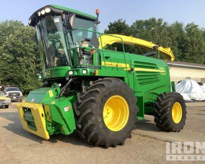 John Deere 7550 4WD Self Propelled Forage Harvester