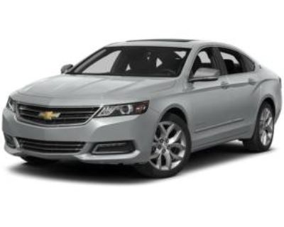 2014 Chevrolet Impala LS with 1LS