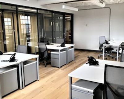 Private Office for 12 at SPACES