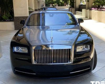 2014 Rolls-Royce Wraith Standard