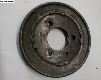 Pulley type 4 accessory A/C