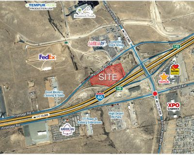 I-40 Frontage Vacant Land