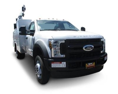 2019 FORD F550 Service, Mechanics, Utility Trucks Truck