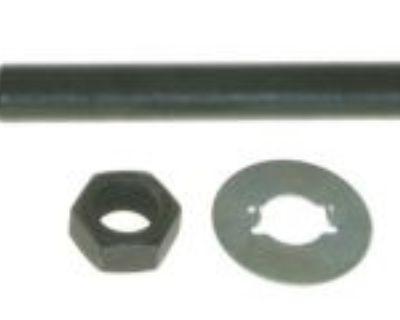 Fits 97-01 Honda Cr-v 2 Inner 2 Outer Tie Rod End Kit New