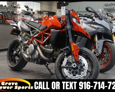 2020 Ducati Hypermotard 950 Supermoto Elk Grove, CA