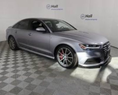 2016 Audi A6 Premium Plus Sedan 3.0T quattro Automatic