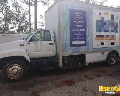 GMC 6500 30' Diesel Full-Service Catering Food Truck