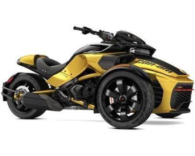 2017 Can-Am Spyder F3-S Daytona 500 SM6 3 Wheel Motorcycle Sacramento, CA