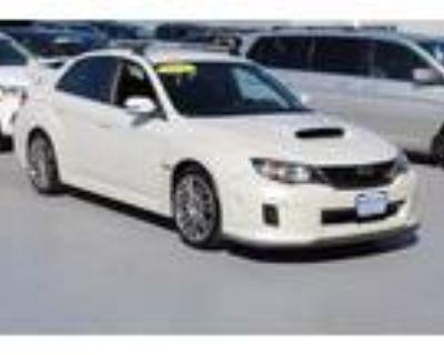 2011 Subaru Impreza Sedan WRX WRX STI