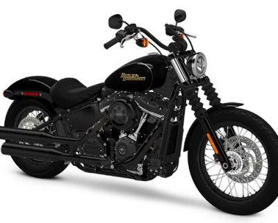 Pre-Owned 2018 Harley-Davidson Street Bob Softail FXBB