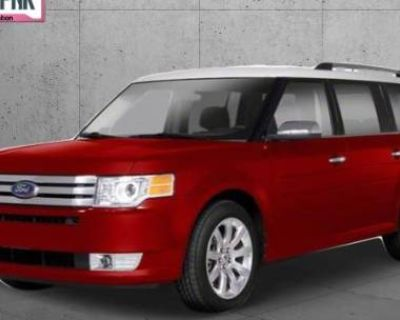 2010 Ford Flex Limited EcoBoost