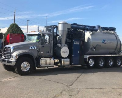 2019 MACK GRANITE 86FR Vacuum Trucks Heavy Duty