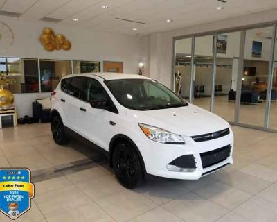 Used 2015 Ford Escape FWD 4dr