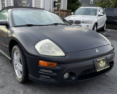 2003 Mitsubishi Eclipse GT