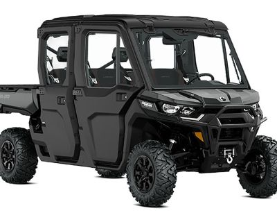 2022 Can-Am Defender Max Limited CAB HD10 Utility SxS Leland, MS