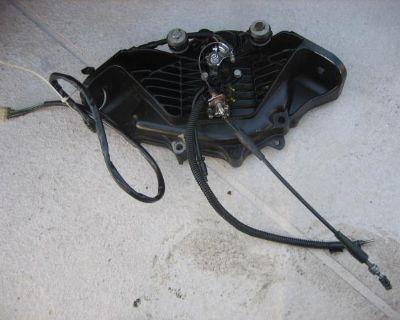 Yamaha Jetski 1200 Pv Stator With Cover And Oil Pump 66v