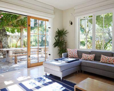Beautiful, Light-filled Oakland Craftsman + Farmhouse Style Home, Oakland, CA