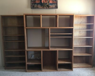 Large Wall Unit - 3 pieces