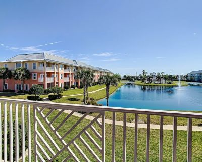 NEW LISTING! Condo w/ pool, gym, 5 min walk to beach, restaurants & events! - St. Augustine Beach
