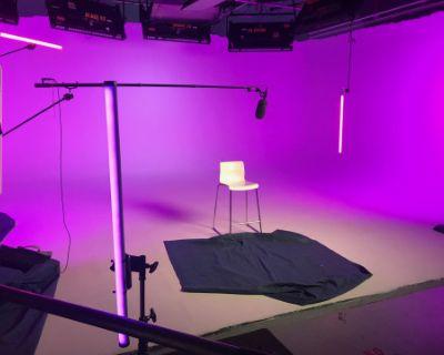 Pre-Lit Sound Stage + Photo Studio, Burbank, CA