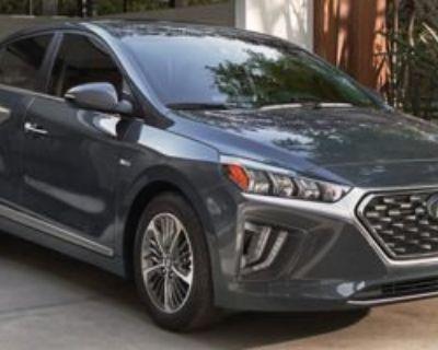 New 2021 Hyundai Ioniq Plug-In Hybrid Limited FWD Hatchback