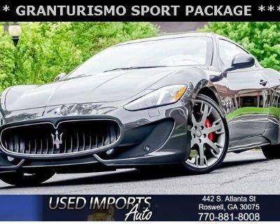 2014 Maserati GranTurismo 2dr Cpe GranTurismo Sport