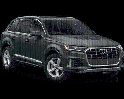 New 2021 Audi Q7 45 Premium Plus All Wheel Drive SUV