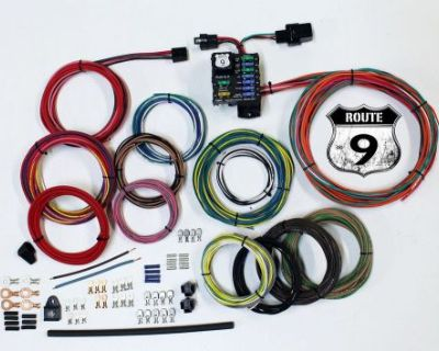 American Auto Wire Route 9 Wiring Harness Kit Wire 510625