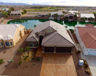 Gated Los Lagos Community on Man-made Lake, next to Golf Course *30 day min stay - Fort Mohave