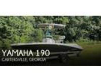 19 foot Yamaha 190fsh