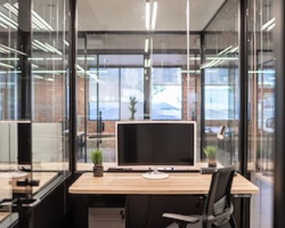 Private Office for 1 at CommonGrounds Workplace