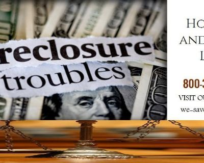 Win your home Free and Clear EVEN if you are in Foreclosure