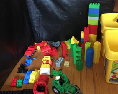 Lego Duplo in very good condition