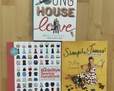 Lot of Home Improvement/Craft books