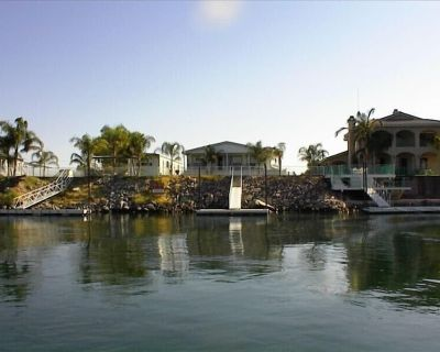 Waterfront Colorado River Home with Private Dock! - Mohave Valley