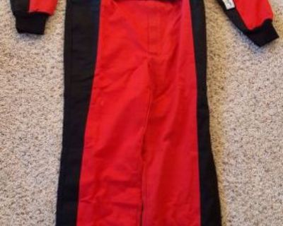Driver Fr Proban Suit Sfi/3.2a/1,fr Cotton Drag Racing Custom Suits In $99